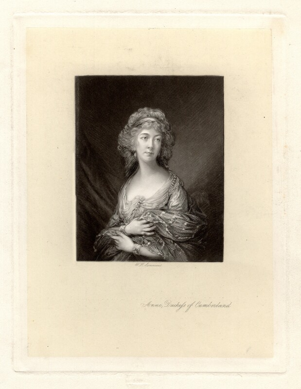 Anne, Duchess of Cumberland and Strathearn