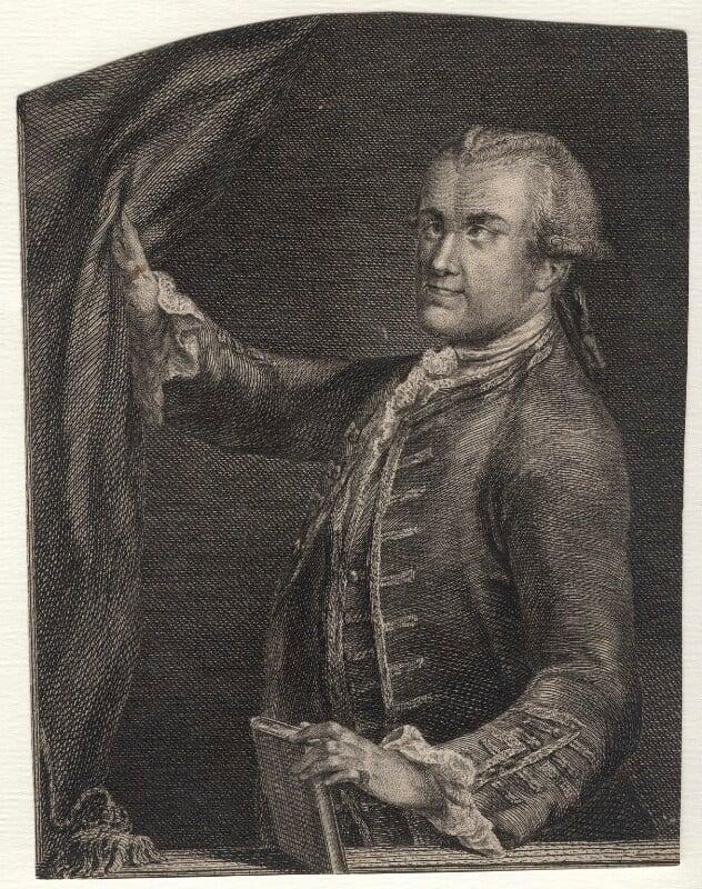 John Wilkes, by Johann Sebastian Müller, published 1763 - NPG D8329 - © National Portrait Gallery, London