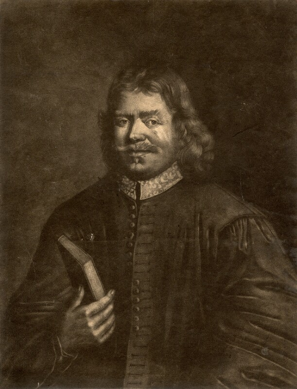 John Bunyan, by Richard Houston, after  Thomas Sadler, (1685) - NPG D916 - © National Portrait Gallery, London