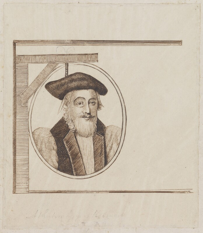 John Atherton, after Unknown artist, late 18th or early 19th century (1641) - NPG D943 - © National Portrait Gallery, London