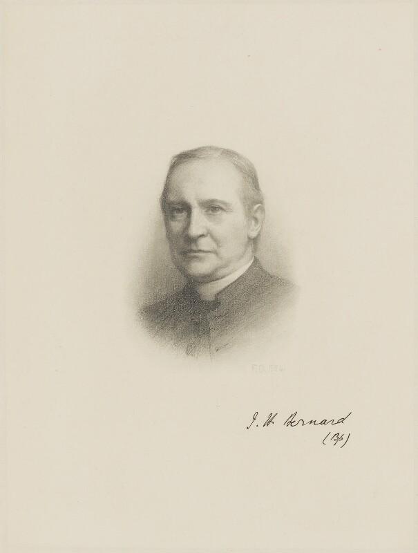 John Henry Bernard, after Frank Dicksee, (1924) - NPG D9628 - © National Portrait Gallery, London