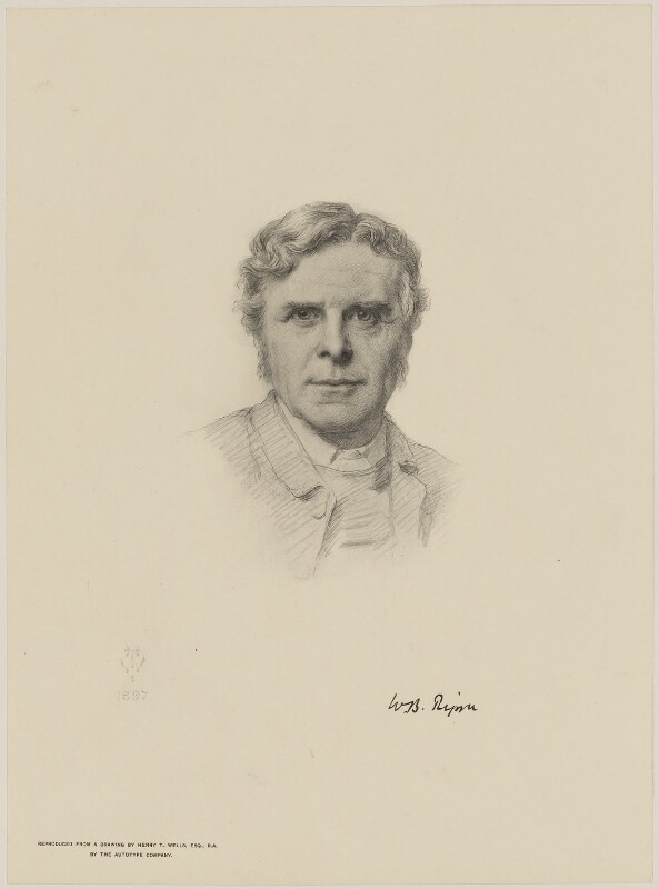 William Boyd Carpenter, after Henry Tanworth Wells, (1897) - NPG D9645 - © National Portrait Gallery, London