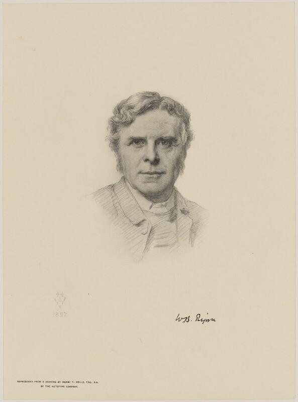 William Boyd Carpenter, after Henry Tanworth Wells, (1897) - NPG D9645 - © National Portrait Gallery, London