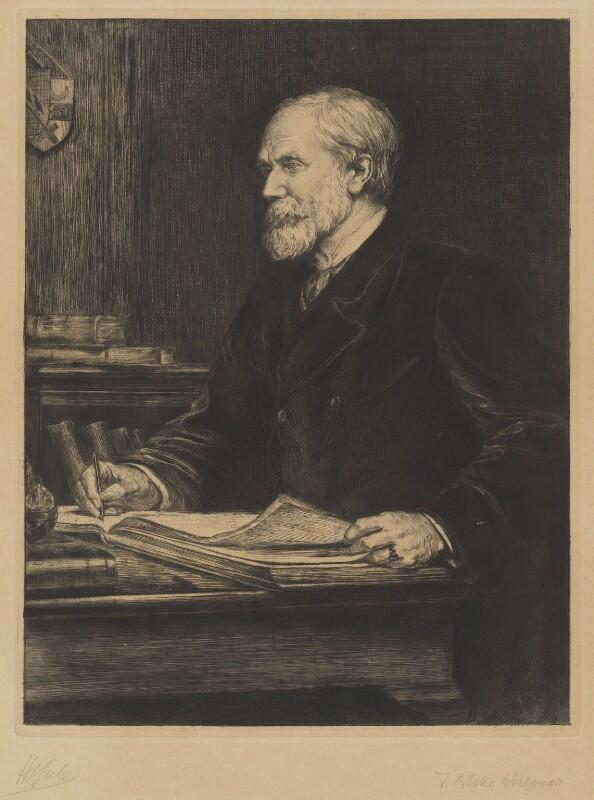 Sir Henry Yule, by Theodore Blake Wirgman, 1880s (1881) - NPG D9648 - © National Portrait Gallery, London