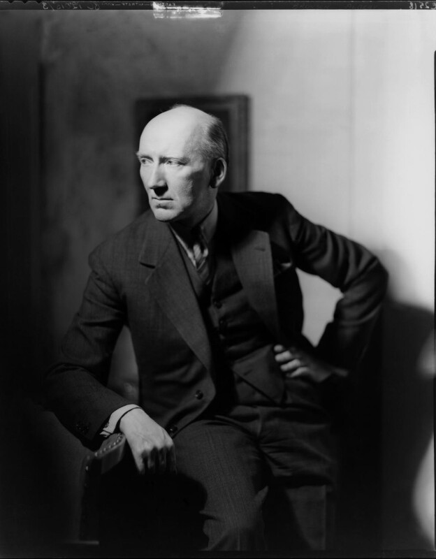 Sir Bronson James Albery, by Howard Coster, 1935 - NPG x10302 - © National Portrait Gallery, London