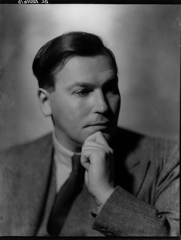 (Edward Godfree) Richard Aldington, by Howard Coster, 1931 - NPG x10307 - © National Portrait Gallery, London