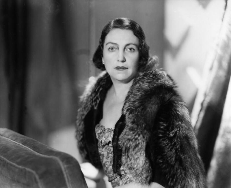 NPG x91925; Mary Borden, Lady Spears - Portrait - National