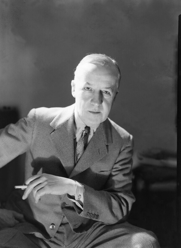 Edmund Dulac, by Howard Coster, 1938 - NPG x11459 - © National Portrait Gallery, London