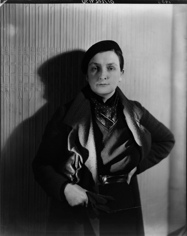 Kate O'Brien, by Howard Coster, 1930 - NPG x11731 - © National Portrait Gallery, London