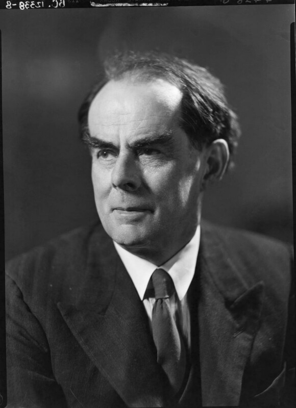 John Rowland Fothergill, by Howard Coster, 1939 - NPG x12397 - © National Portrait Gallery, London