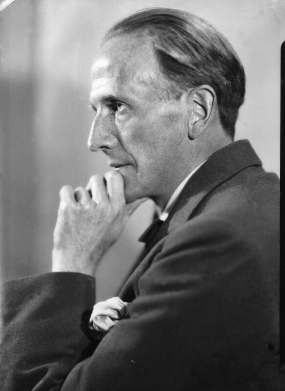 A.A. Milne, by Howard Coster, 1926 - NPG x19571 - © National Portrait Gallery, London