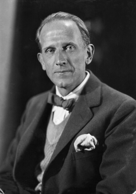 A.A. Milne, by Howard Coster, 1926 - NPG x19572 - © National Portrait Gallery, London