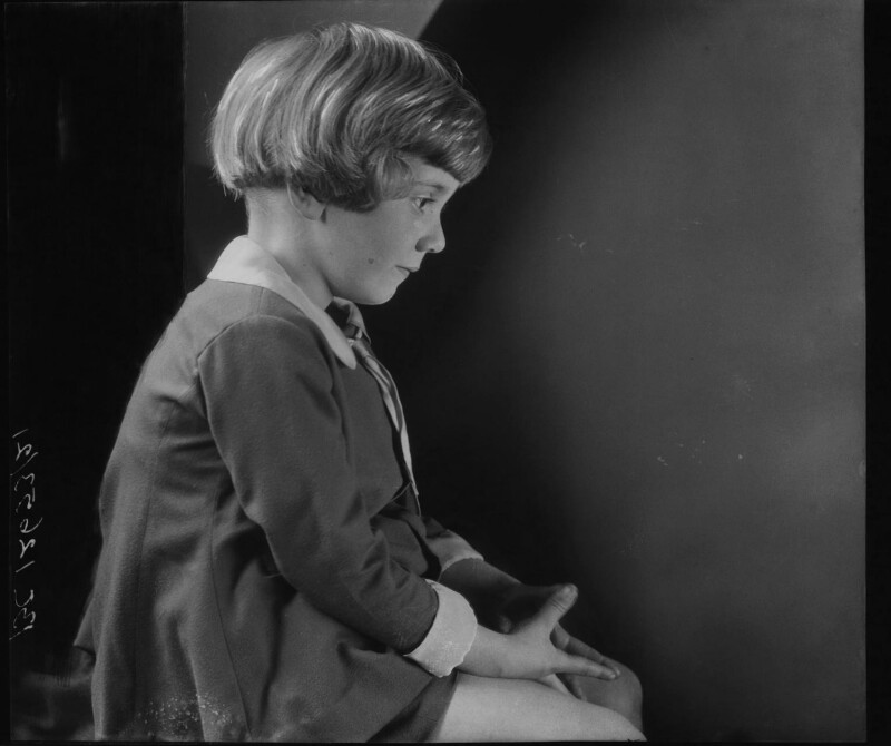 Christopher Robin Milne, by Howard Coster, 1926 - NPG x19580 - © National Portrait Gallery, London