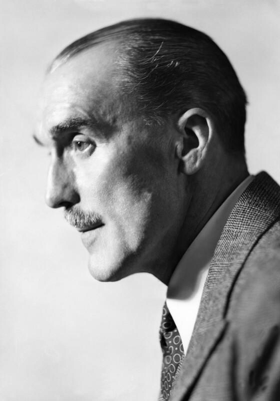 Ian Hay (John Hay Beith), by Howard Coster, 1930s - NPG x20923 - © National Portrait Gallery, London