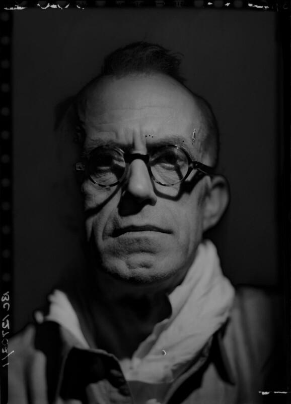 Alfred James Oakley, by Howard Coster, 1937 - NPG x23956 - © National Portrait Gallery, London