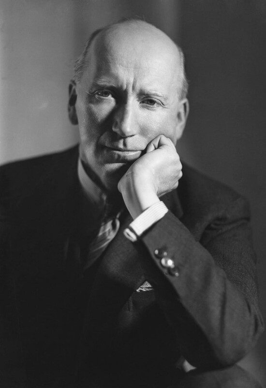 Sir Bronson James Albery, by Howard Coster, 1935 - NPG x2419 - © National Portrait Gallery, London