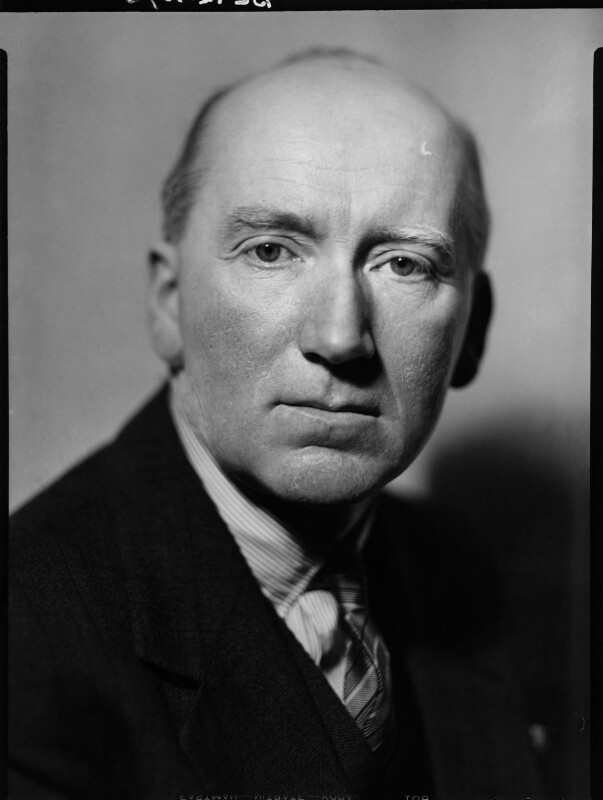 Sir Bronson James Albery, by Howard Coster, 1935 - NPG x2421 - © National Portrait Gallery, London