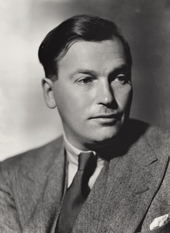 (Edward Godfree) Richard Aldington, by Howard Coster, 1931 - NPG x2427 - © National Portrait Gallery, London