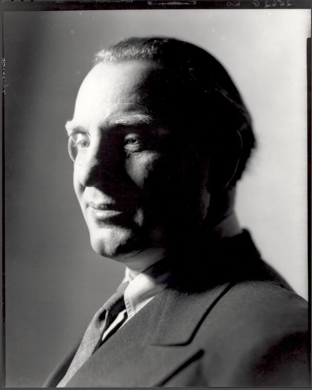 Richard Tauber (Denemy), by Howard Coster, 1935 - NPG x24328 - © National Portrait Gallery, London