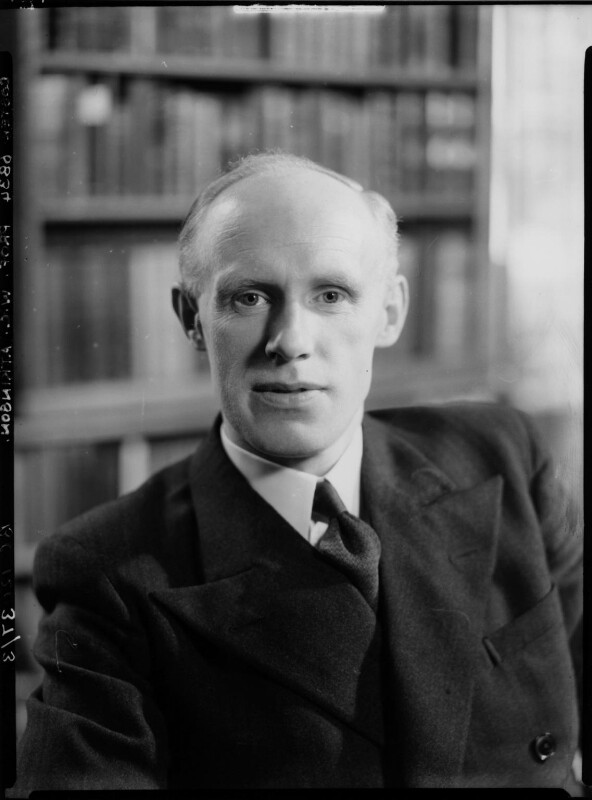 William Christopher Atkinson, by Howard Coster, 1945 - NPG x2478 - © National Portrait Gallery, London