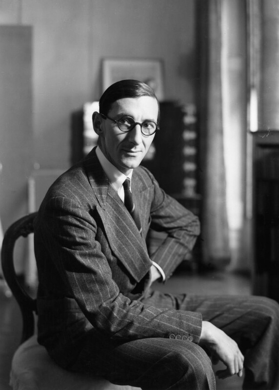 Sir Richard Thomas Dyke Acland, 15th Bt, by Howard Coster, 1939 - NPG x2515 - © National Portrait Gallery, London