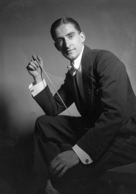 Richard Austin, by Howard Coster, 1930 - NPG x2622 - © National Portrait Gallery, London