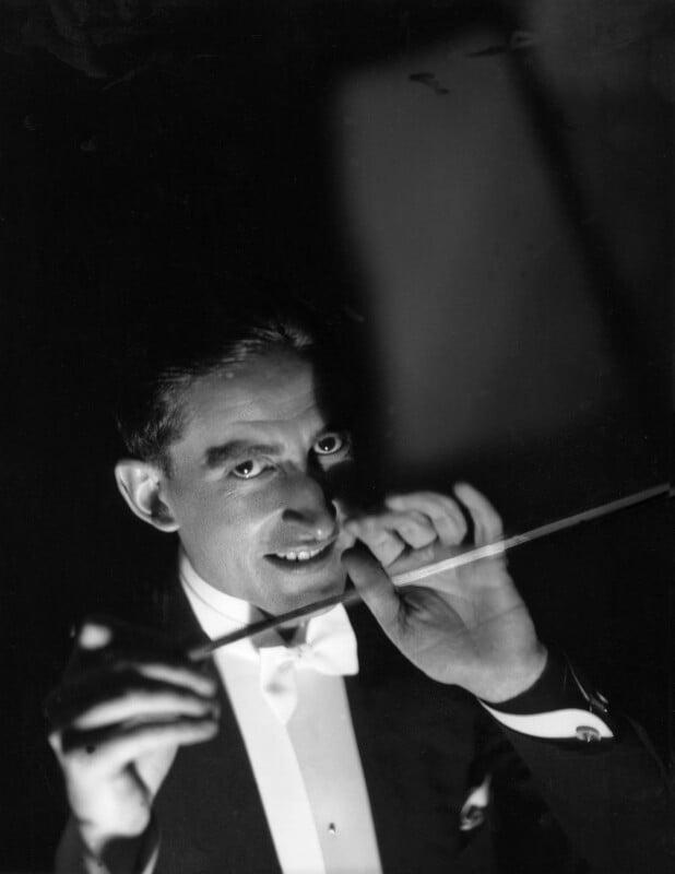 Richard Austin, by Howard Coster, 1930 - NPG x2623 - © National Portrait Gallery, London