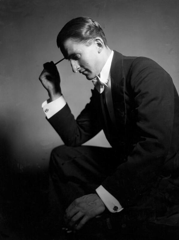 Richard Austin, by Howard Coster, 1930 - NPG x2624 - © National Portrait Gallery, London