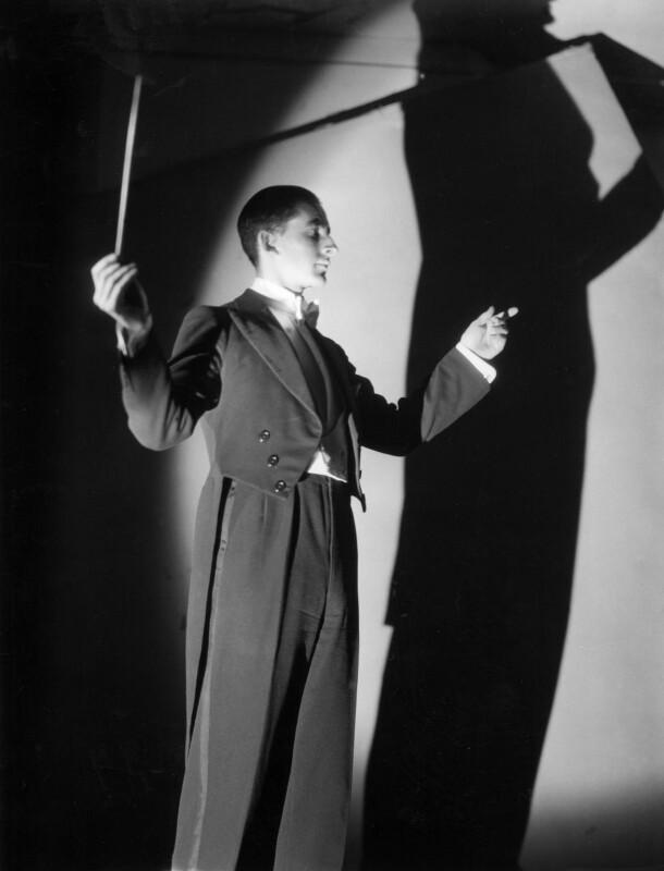 Richard Austin, by Howard Coster, 1930 - NPG x2629 - © National Portrait Gallery, London