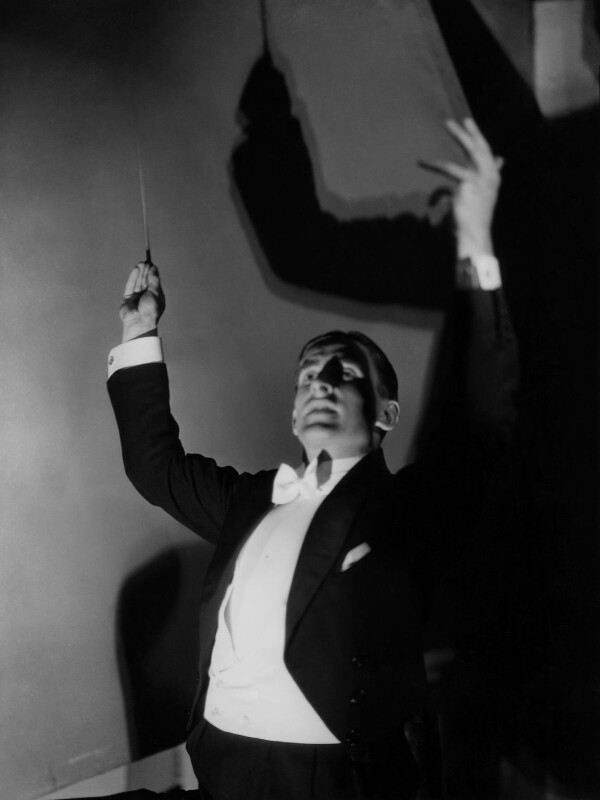 Richard Austin, by Howard Coster, 1930 - NPG x2631 - © National Portrait Gallery, London