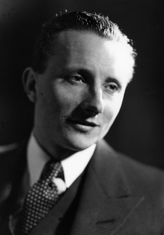 Sir Lennox Randal Francis Berkeley, by Howard Coster, 1938 - NPG x2906 - © National Portrait Gallery, London