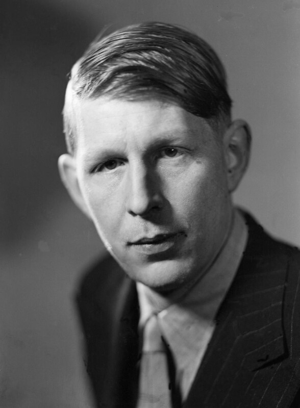 W.H. Auden, by Howard Coster, 1937 - NPG x3089 - © National Portrait Gallery, London