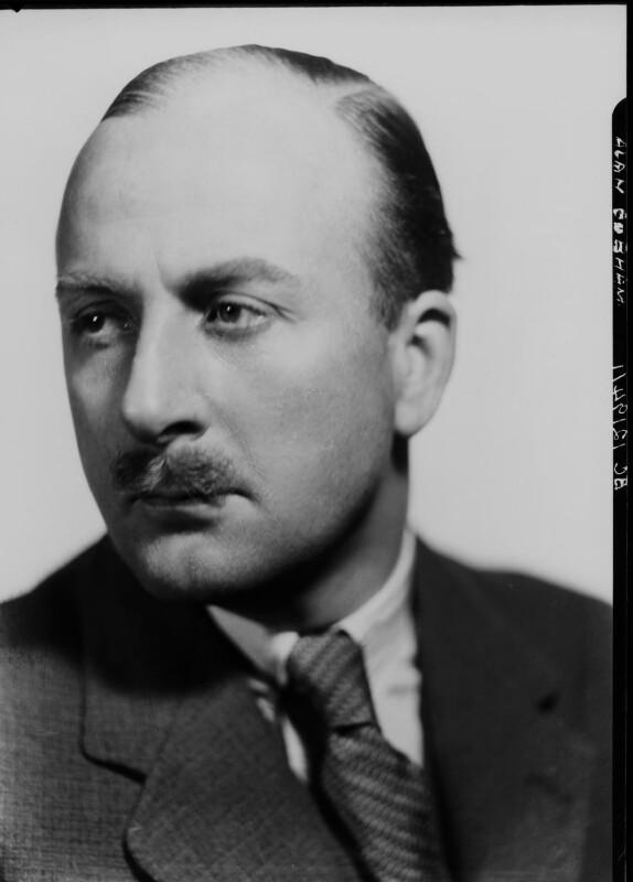 Sir Alan John Cobham, by Howard Coster, 1927 - NPG x3390 - © National Portrait Gallery, London