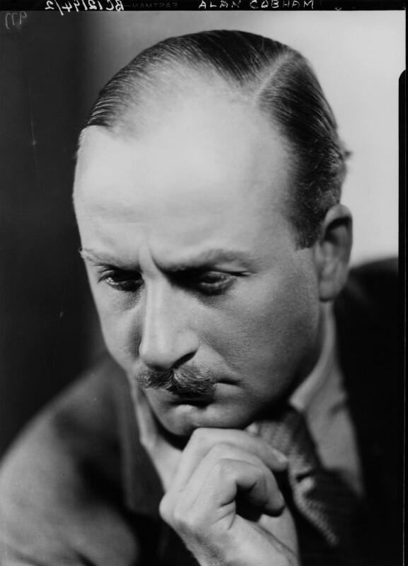 Sir Alan John Cobham, by Howard Coster, 1928 - NPG x3391 - © National Portrait Gallery, London