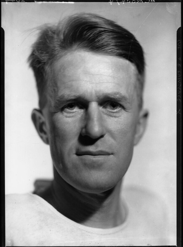 T.E. Lawrence, by Howard Coster, 13 October 1931 - NPG x3551 - © National Portrait Gallery, London