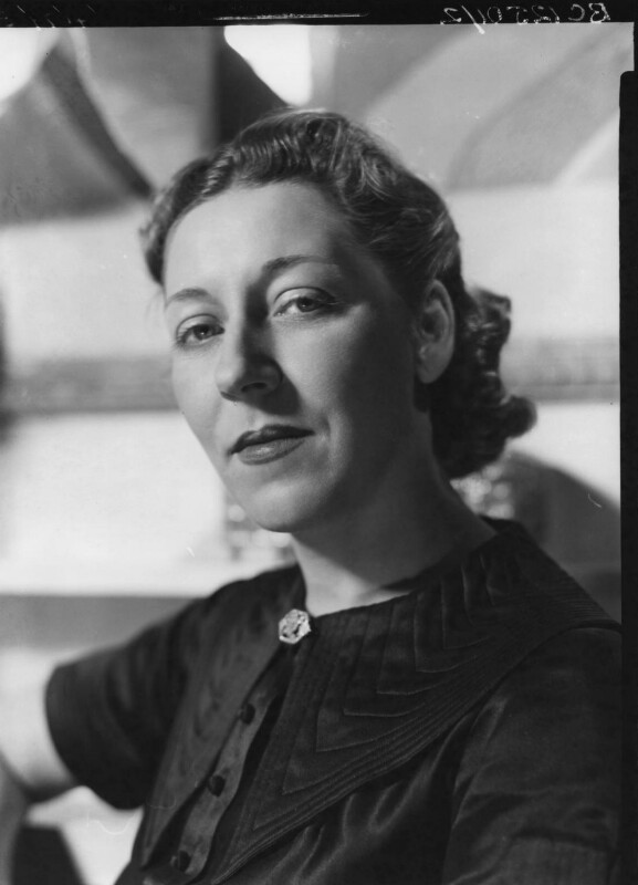 Amy Johnson, by Howard Coster, 1937 - NPG x3570 - © National Portrait Gallery, London