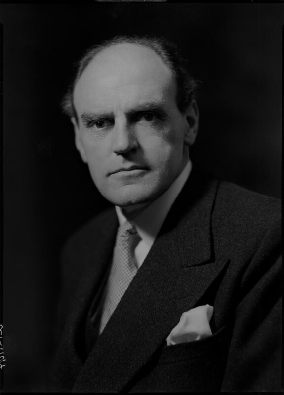 John Charles Walsham Reith, 1st Baron Reith, by Howard Coster, 1934 - NPG x46074 - © National Portrait Gallery, London