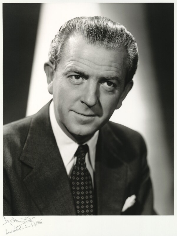 Sir John Selby Clements, by Anthony Buckley, 1954 - NPG x76100 - © estate of Kenneth Hughes / National Portrait Gallery, London