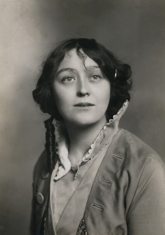 Rowena Jerome, by Bassano Ltd, 1913 - NPG x83101 - © National Portrait Gallery, London