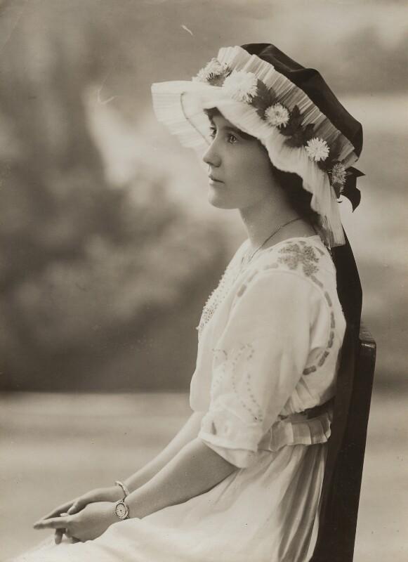 Unity More, by Bassano Ltd, 1913 - NPG x83403 - © National Portrait Gallery, London