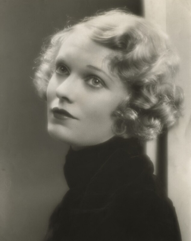 Anna Neagle, by Bassano Ltd, 24 March 1931 - NPG x83444 - © National Portrait Gallery, London