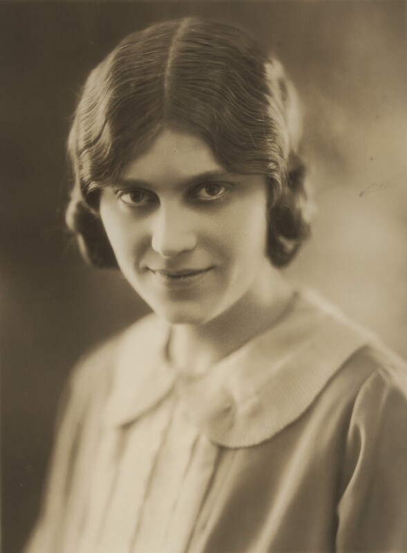 Marie Ney, by Bassano Ltd, 1926 - NPG x83446 - © National Portrait Gallery, London