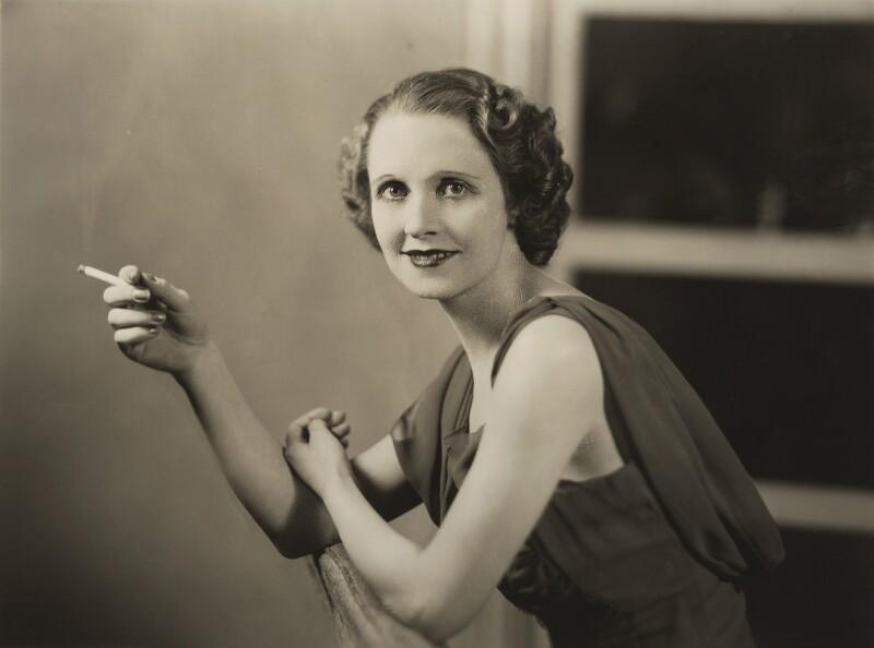 Beatrix Thomson, by Bassano Ltd, 1936 - NPG x83490 - © National Portrait Gallery, London