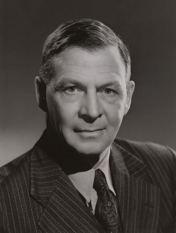 Sir Charles Noble Arden-Clarke, by Bassano Ltd, 30 September 1946 - NPG x83590 - © National Portrait Gallery, London
