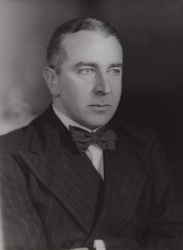 Sir William Percival Hildred, by Bassano Ltd, March 1938 - NPG x83626 - © National Portrait Gallery, London