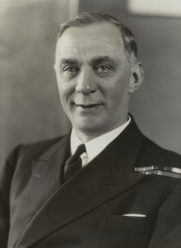 Sir Robert Beaufin Irving, by Bassano Ltd, 15 February 1938 - NPG x83645 - © National Portrait Gallery, London