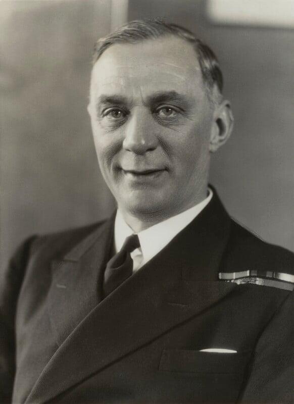 Sir Robert Beaufin Irving, by Bassano Ltd, 15 February 1938 - NPG x83645 - © National Portrait Gallery, London