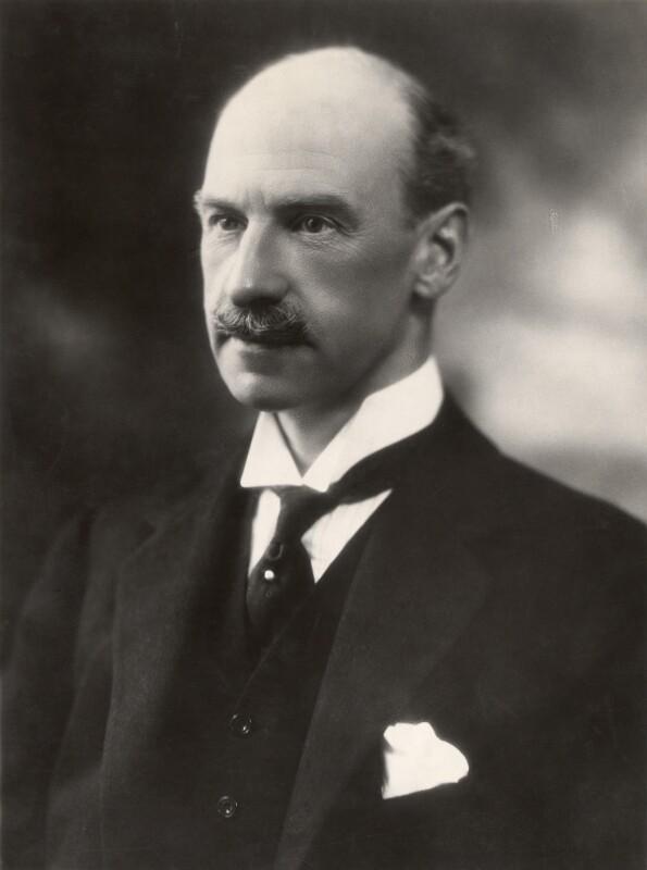 Sir (Francis) Stanley Jackson, by Bassano Ltd, 1923 - NPG x83648 - © National Portrait Gallery, London