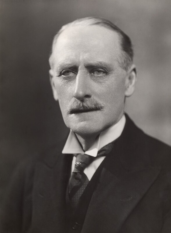 Gilbert Heathcote-Drummond-Willoughby, 2nd Earl of Ancaster, by Bassano Ltd, 8 January 1937 - NPG x83667 - © National Portrait Gallery, London