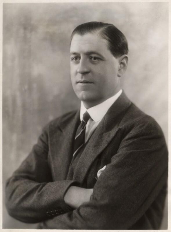 Sir John Layton ('Jack') Jarvis, by Bassano Ltd, 1928 - NPG x83669 - © National Portrait Gallery, London